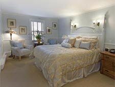 Room at Huntting Inn, East Hampton, NY