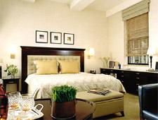 Room at Library Hotel, New York, NY