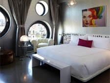 Room at Dream Downtown, New York, NY