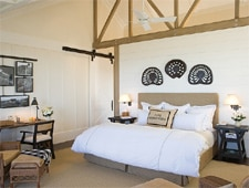 Room at The Farm at Cape Kidnappers, Hawke's Bay, NZ