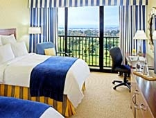 Room at Newport Beach Marriott Hotel & Spa, Newport Beach, CA