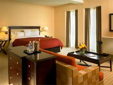 Room at Sheraton Anaheim Hotel, Anaheim, CA