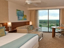 Room at Hyatt Regency Grand Cypress Resort, Orlando, FL