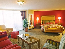 Room at Orlando World Center Marriott Resort, Orlando, FL