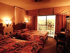 Room at Disney's Animal Kingdom Lodge, Bay Lake, FL