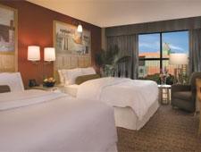 Room at Walt Disney World Dolphin Resort, Lake Buena Vista, FL