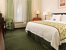 Fairfield Inn By Marriott Orlando Airport