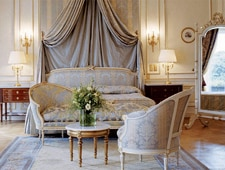 Room at Le Meurice, Paris, FR