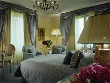 Room at Four Seasons Hotel George V Paris, Paris, FR