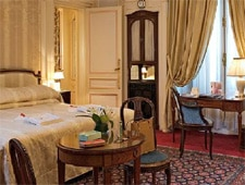 Room at Hôtel Raphaël, Paris, FR