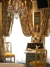 Room at Hotel Caron de Beaumarchais, Paris, FR