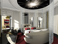 Room at W Paris-Opera, Paris, FR
