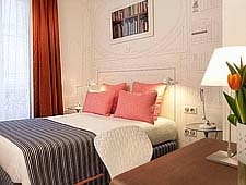 Room at Hotel Joyce, Paris, FR