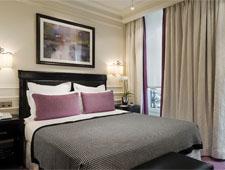 Room at Hotel Keppler, Paris, FR