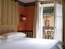 Room at Hotel Bourg Tibourg, Paris, FR