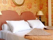 Room at Hotel des Grands Hommes, Paris, FR