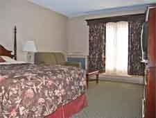 Room at Brandywine River Hotel, Chadds Ford, PA