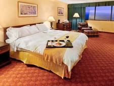 Room at Radisson Hotel Valley Forge, King of Prussia, PA