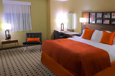 Room at Radisson Blu Warwick Plaza, Philadelphia, Philadelphia, PA
