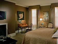 Room at Rittenhouse 1715 - A Boutique Hotel, Philadelphia, PA
