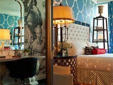 Room at Hotel Monaco Philadelphia, Philadelphia, PA