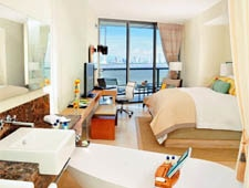 Room at Trump Ocean Club International Hotel & Tower Panama, Panama City, PA
