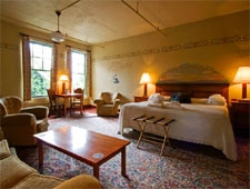 Room at McMenamins Edgefield, Troutdale, OR