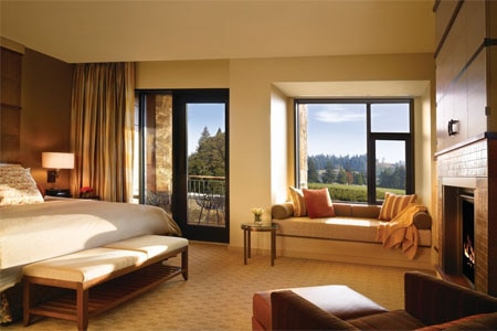 Room at The Allison Inn & Spa, Newberg, OR