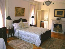 Room at Old Court, Providence, RI