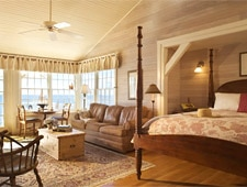 Room at Castle Hill Inn & Resort, Newport, RI