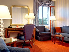 Room at Renaissance Providence Downtown Hotel, Providence, RI