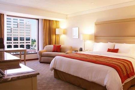 Room at Hilton Guadalajara, Guadalajara, JA