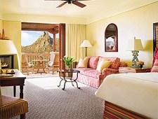 Room at Four Seasons Resort Scottsdale at Troon North, Scottsdale, AZ