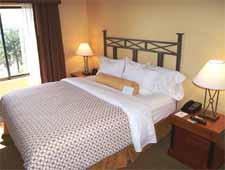 Room at Embassy Suites Phoenix-Scottsdale, Phoenix, AZ