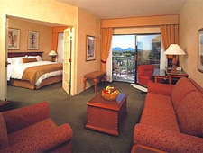 Room at Scottsdale Marriott at McDowell Mountains, Scottsdale, AZ