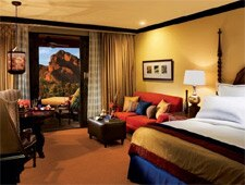 Room at InterContinental Montelucia Resort & Spa, Paradise Valley, AZ