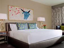 Room at Hotel Palomar Phoenix, Phoenix, AZ