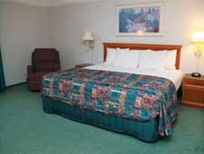 Room at La Quinta Inn & Suites Winston Salem, Winston Salem, NC