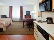 Room at Candlewood Suites Raleigh, Cary, Cary, NC