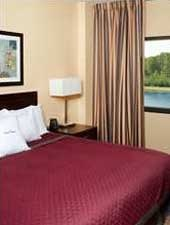 Room at DoubleTree Suites by Hilton Hotel Raleigh-Durham, Durham, NC