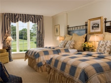 Room at Washington Duke Inn & Golf Club, Durham, NC
