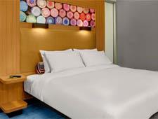 Room at Aloft Chapel Hill, Chapel Hill, NC