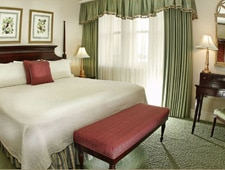 Room at The Jefferson Hotel, Richmond, VA