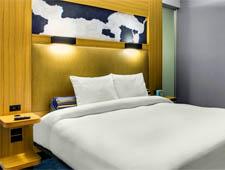 Room at Aloft San Antonio Airport, San Antonio, TX