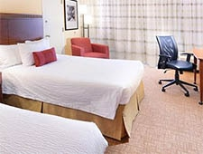 Room at Courtyard San Antonio SeaWorld/Westover Hills, San Antonio, TX