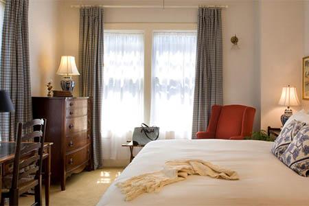 Room at The Country House, Santa Barbara, CA
