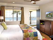 Room at Hotel Oceana Santa Barbara, Santa Barbara, CA