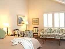 Room at Fess Parker's Wine Country Inn & Spa, Los Olivos, CA