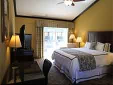 Room at Kronborg Inn, Solvang, CA
