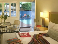 Room at Best Western Beachside Inn, Santa Barbara, CA